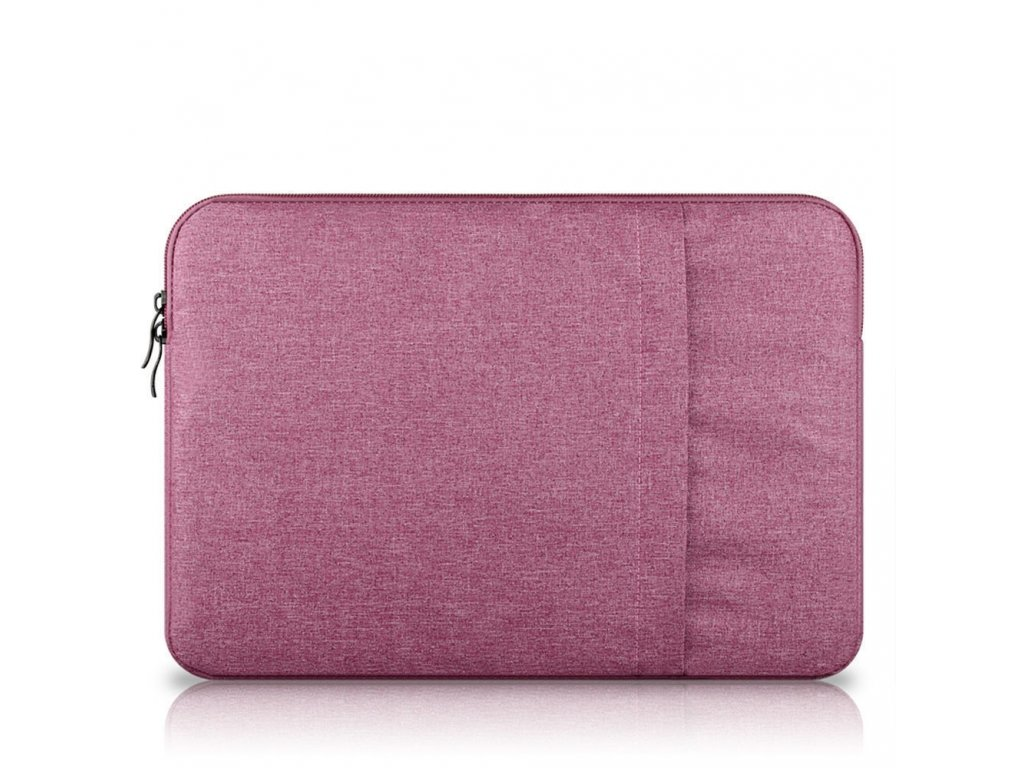 "Innocent Fabric Sleeve MacBook Pro 13"" USB-C - Pink"