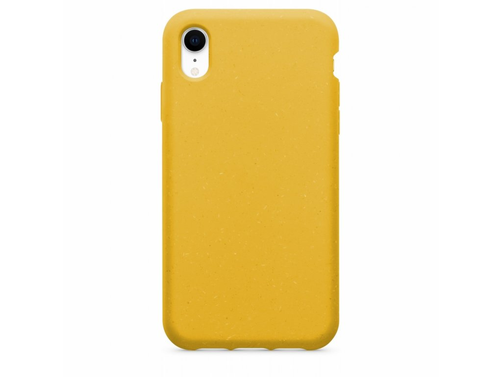 Innocent Eco Planet Case iPhone XR - Yellow