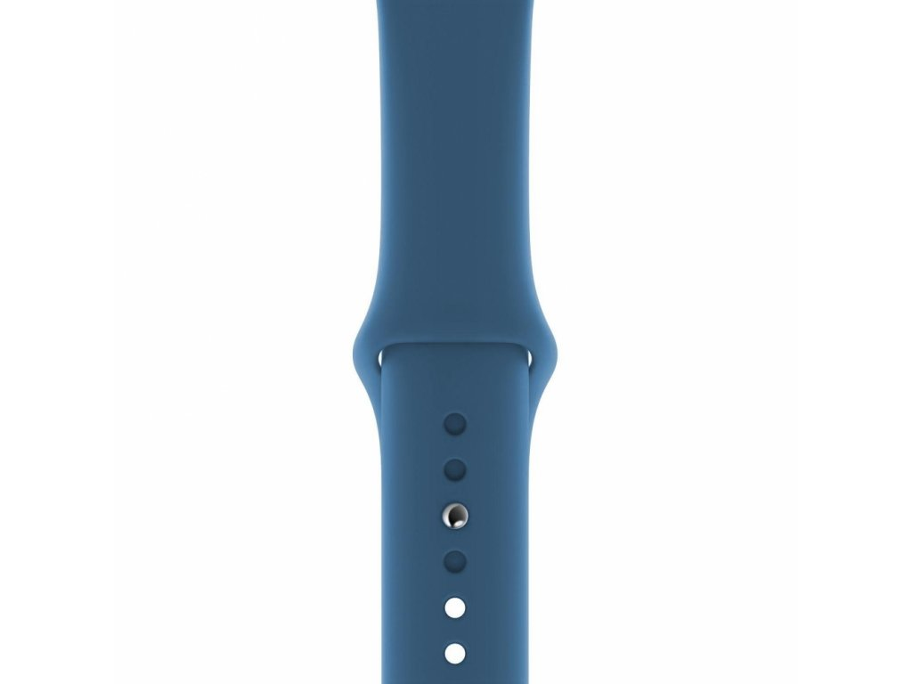 Innocent Silicone Apple Watch Band 42/44mm - Blue