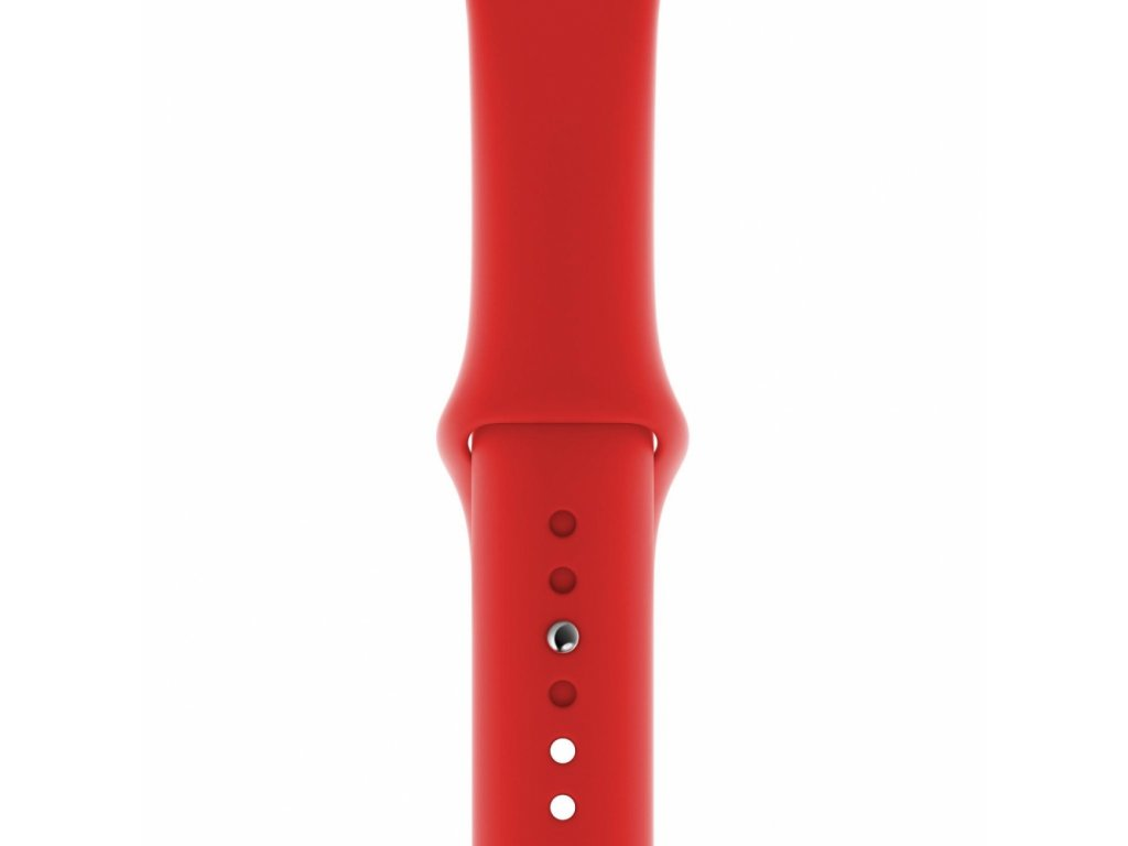 Innocent Silicone Apple Watch Band 42/44mm - Red
