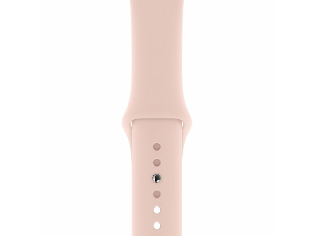 Innocent Silicone Apple Watch Band 38/40mm - Pink Sand