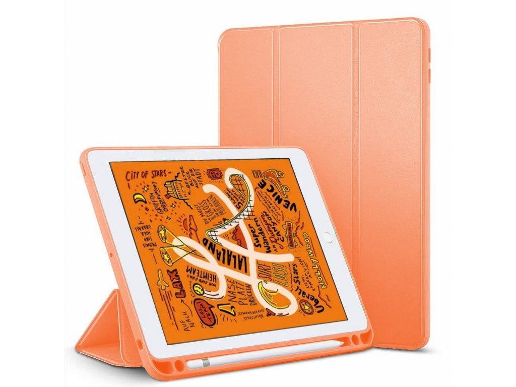 Innocent Journal Pencil Case iPad Mini 5 - Orange