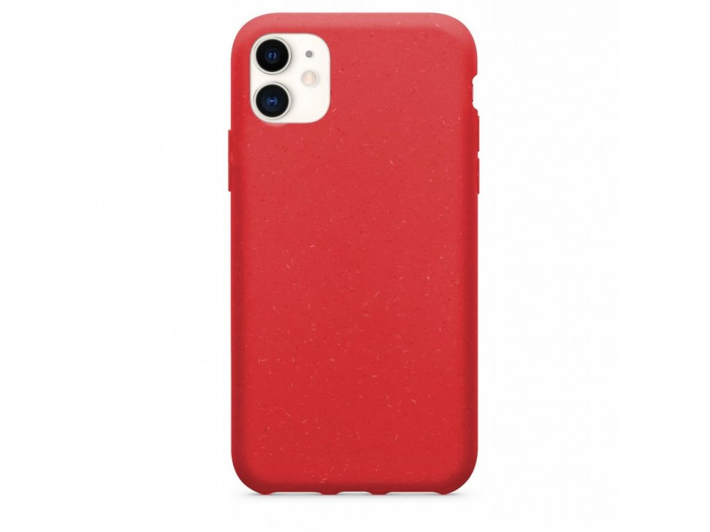 Innocent Eco Planet Case iPhone 11 - Red