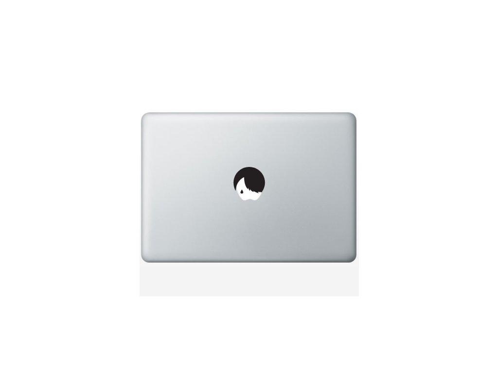Apple Sticker Emo