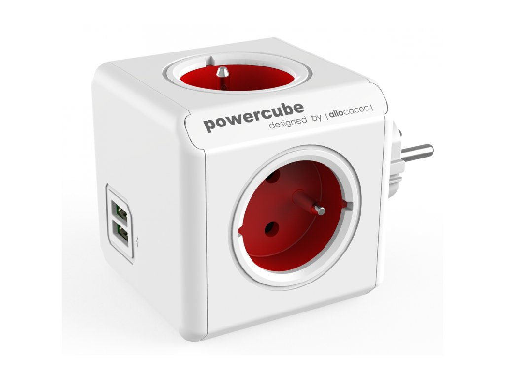 PowerCube Original USB - Red