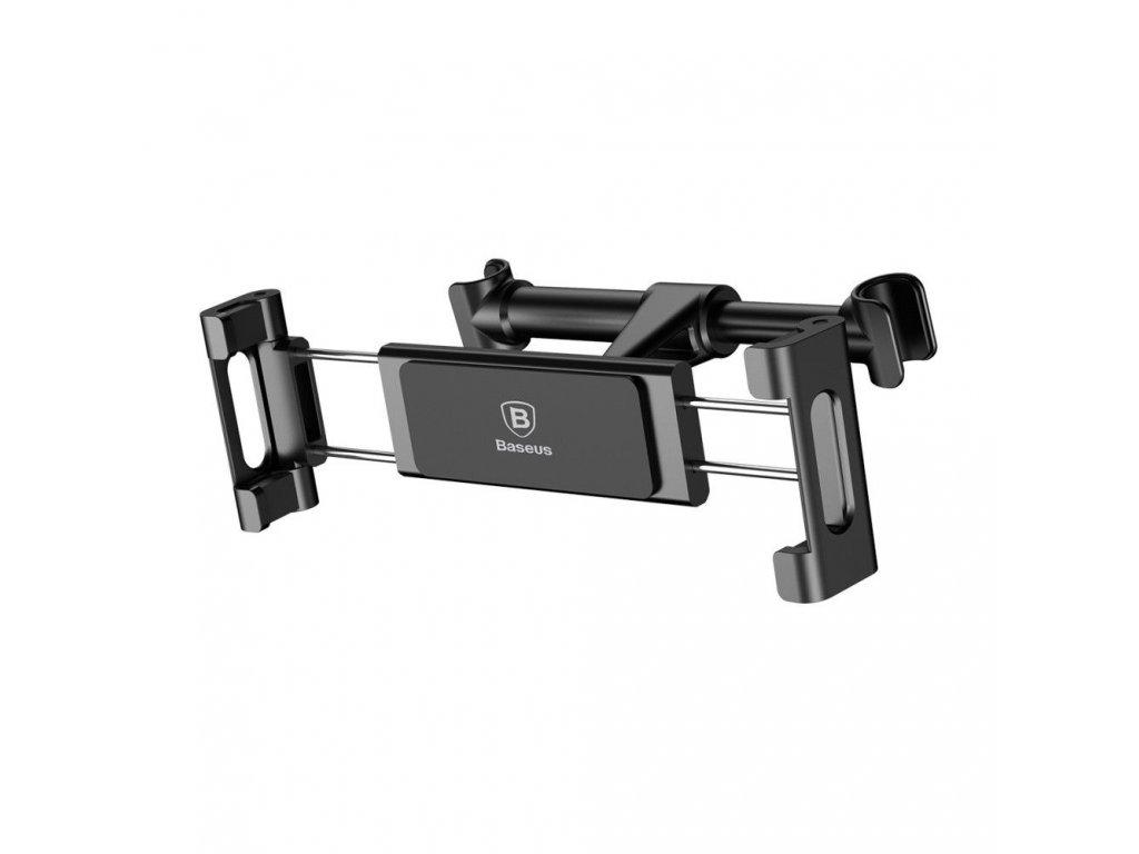 Baseus Back Seat Car Mount Holder for iPhone & iPad - Black