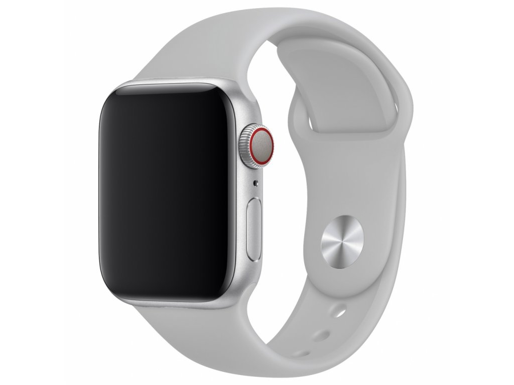 Innocent Silicone Apple Watch Band 42/44mm - gray