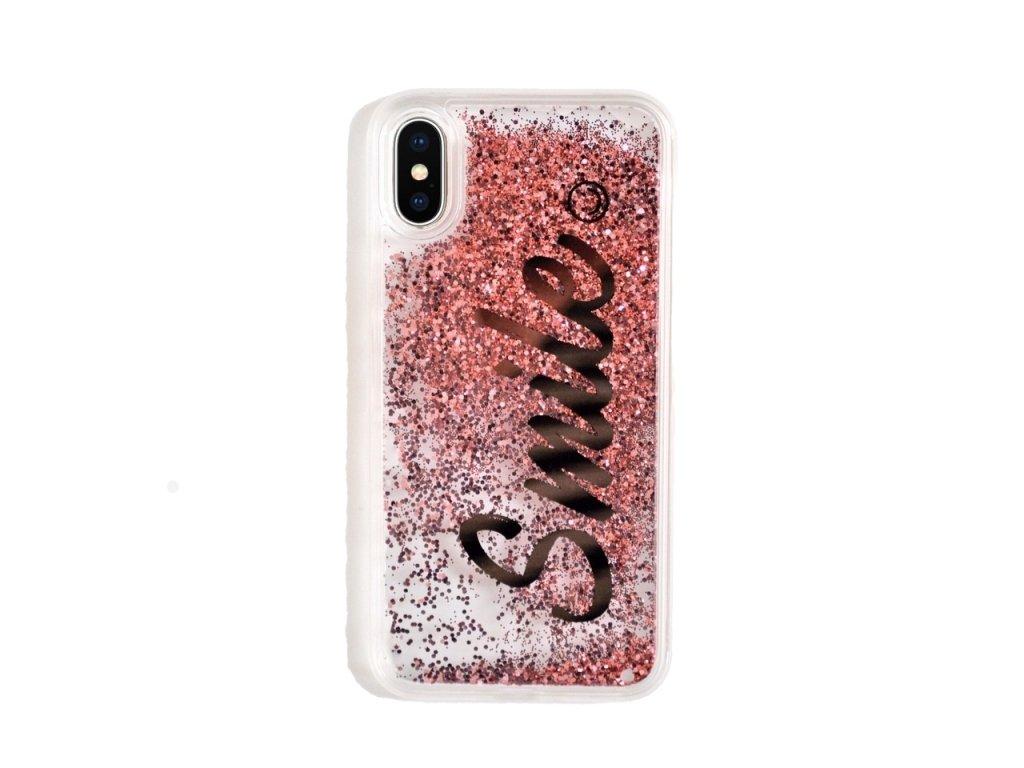 Innocent Glitter Slim Smile Case iPhone 8/7/6s/6 Plus