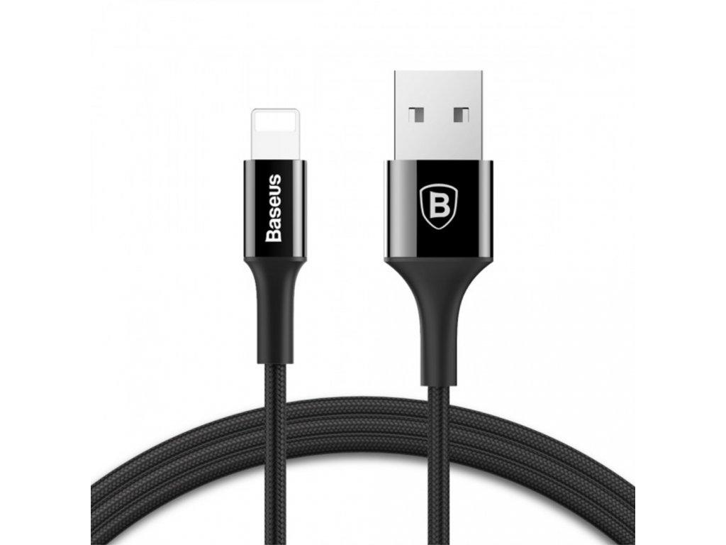 Baseus Shining Jet Lightning Cable 1m - Black