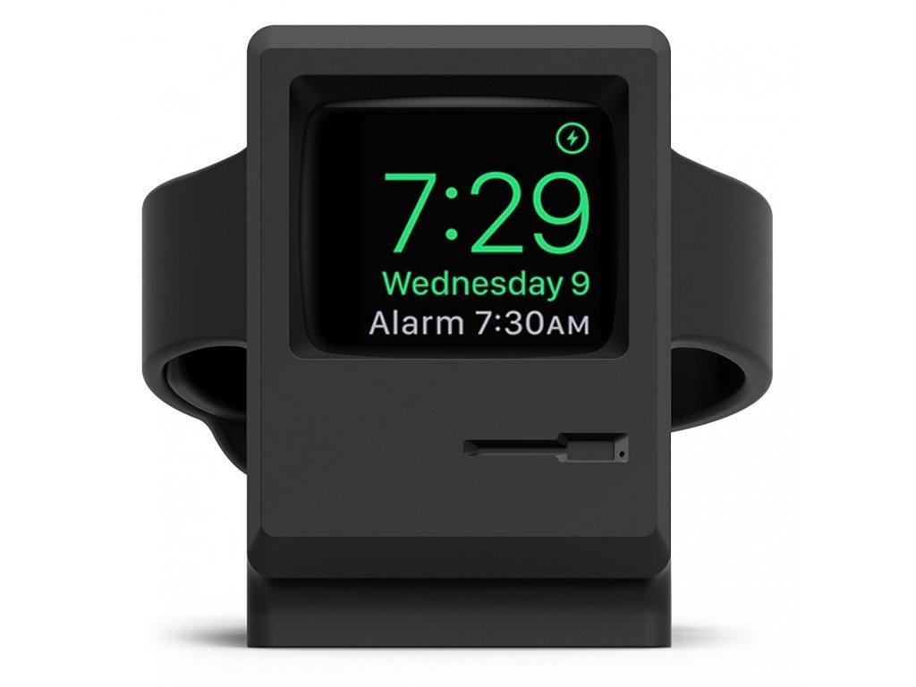 Innocent Macintosh Apple Watch Stand - Black