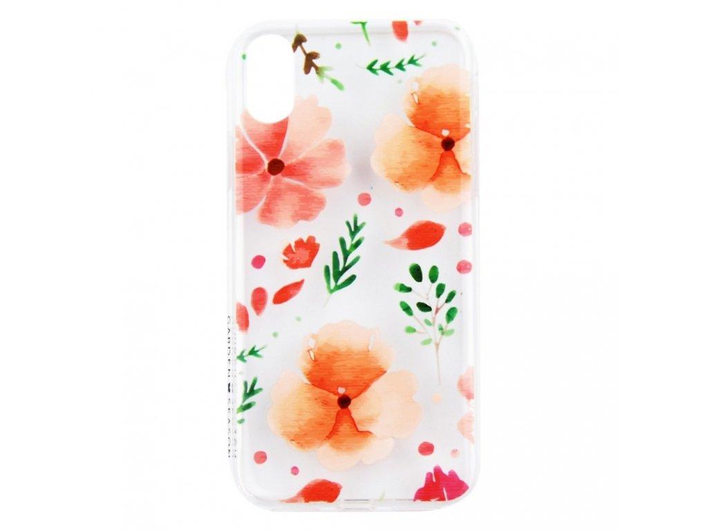 Innocent Garden Season Lush Case iPhone X