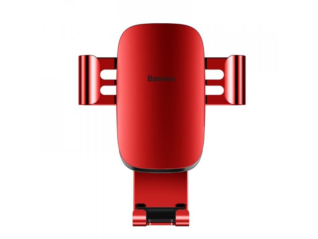 Baseus Metal Age Gravity Car Mount - Red