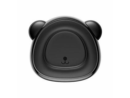 Baseus Bear Vent Clip Magnetic Suction Bracket - Black