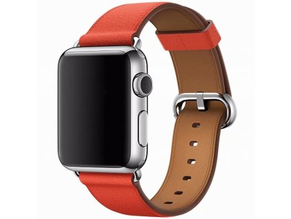 Innocent Modern Buckle Band Apple Watch 42/44mm - Red