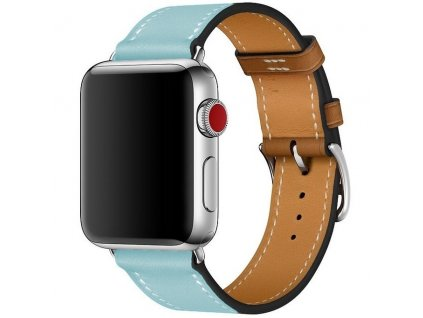 Innocent Classic Buckle Band Apple Watch 42/44mm - Sky blue
