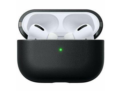 Nomad AirPods Pro Leather Case - Black