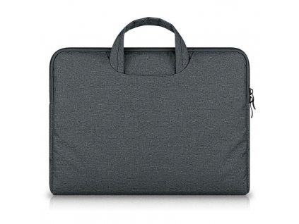 "Innocent Fabric BriefCase MacBook Pro 15"" - Dark gray"