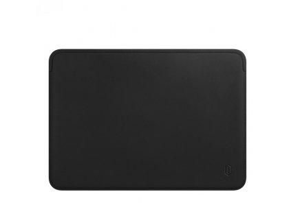 "Leather HandCraft Sleeve MacBook Pro 15"" USB-C - Black"