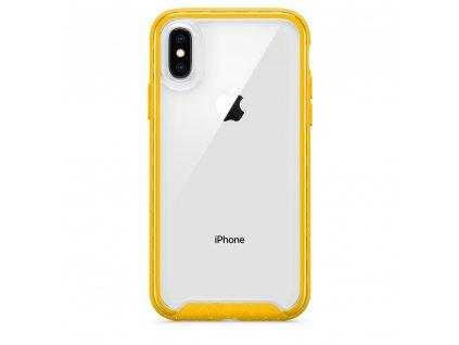 Innocent Splash Case iPhone X/XS - Yellow