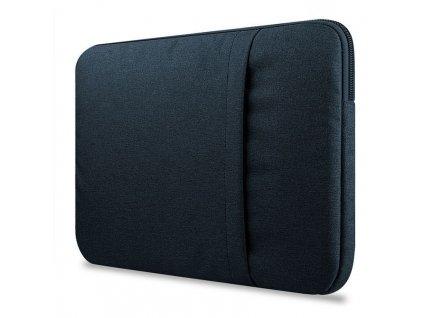 "Innocent Fabric Sleeve MacBook Pro 13"" USB-C - Navy Blue"