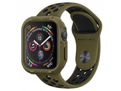 Spigen Rugged Armor Apple Watch 4/5 44mm - Olive Green
