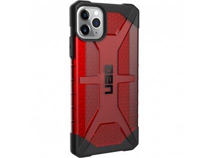 UAG Plasma Series Case iPhone 11 Pro Max - Red