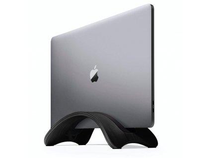 WoodMade MacBook Pro/Air BookArc Stand - Black