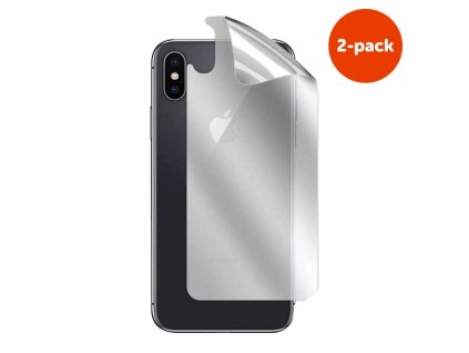 Innocent Japan Back iPhone Foil 2-pack - iPhone XS Max