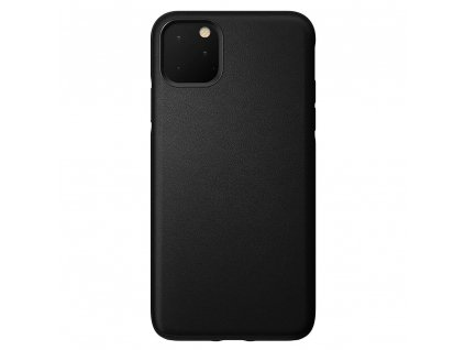 Nomad Active Leather Case iPhone 11 - Black