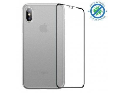 Innocent Slim Antibacterial+ 360 Set iPhone X/XS - Clear