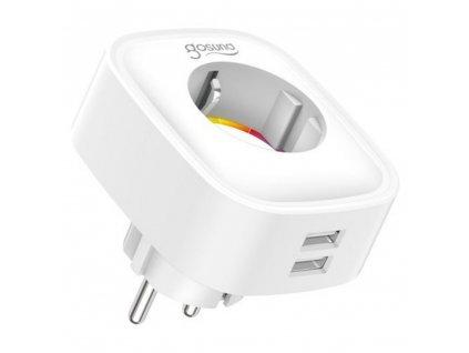 Smart plug WiFi Gosund SP112 2xUSB