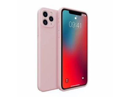 Liquid Silicone Case iPhone 11 Pro Max - Pink