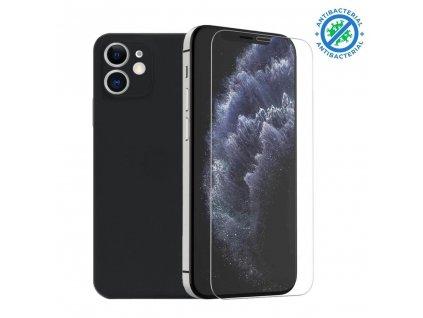 Innocent Slim Antibacterial+ 360 Set iPhone 12 mini - Black