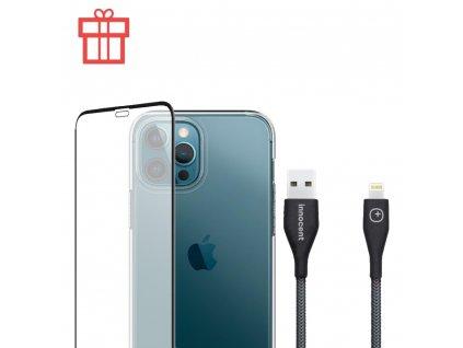 Innocent Crystal Air 360 Set iPhone Case - iPhone 12 mini
