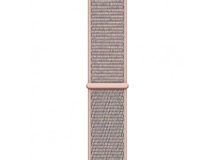 Innocent Fabric Loop Apple Watch Band 42/44mm - pink sand