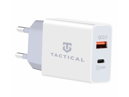 Tactical Network Charger 30W PD3.0/QC3.0