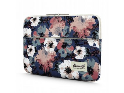 "CanvasLife Sleeve MacBook Air/Pro 13"" - Blue"
