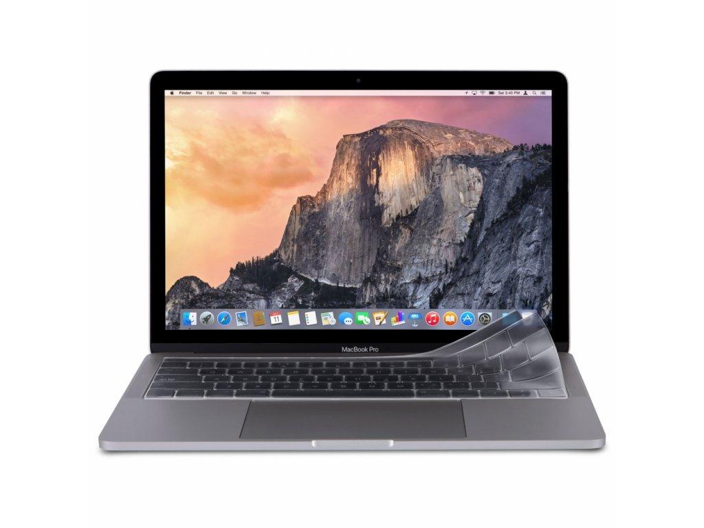 "Innocent ClearGuard MacBook Keyboard Protector Clear EU - MB Pro 13"" M1 / MB Pro 16"" USB-C"