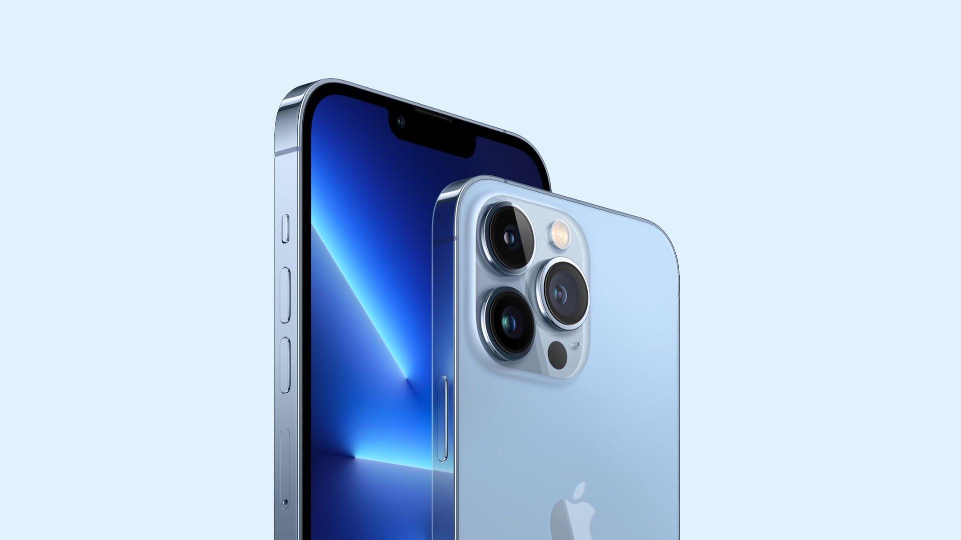 Stiahnite si nové tapety iPhonu 13 a 13 Pro do vášho iPhonu