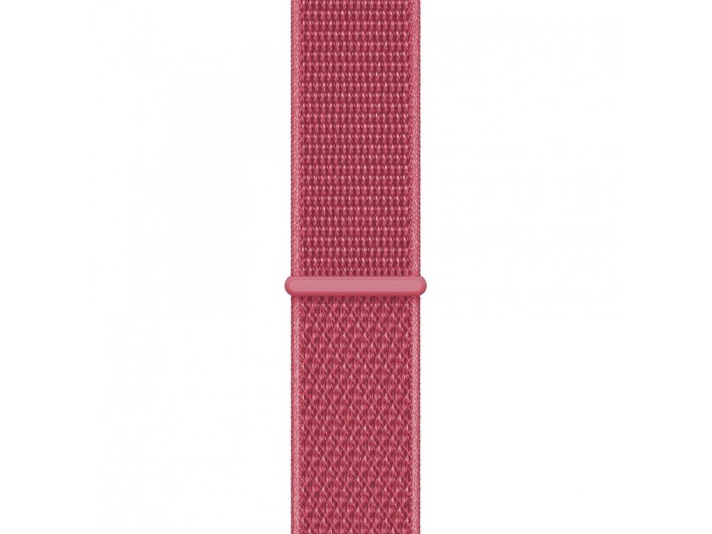 Innocent Fabric Loop Apple Watch Band 42/44mm - Neon pink