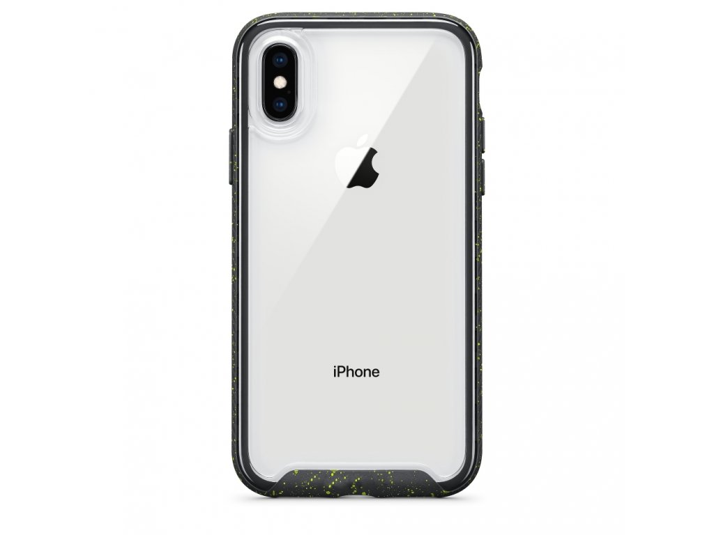 Innocent Splash Case iPhone X/XS - Black