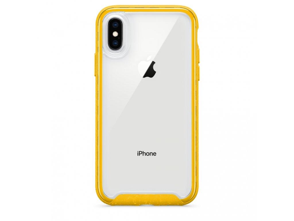 Innocent Splash Case iPhone XR - Yellow
