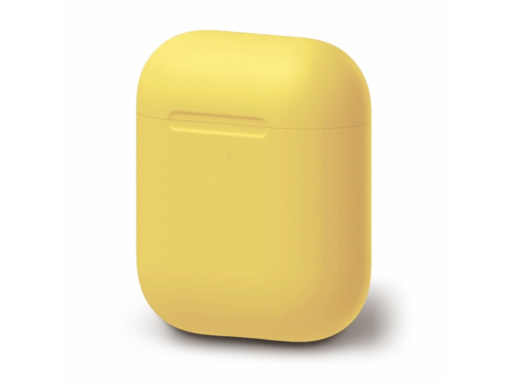 Innocent California Silicone AirPods Case - Yellow