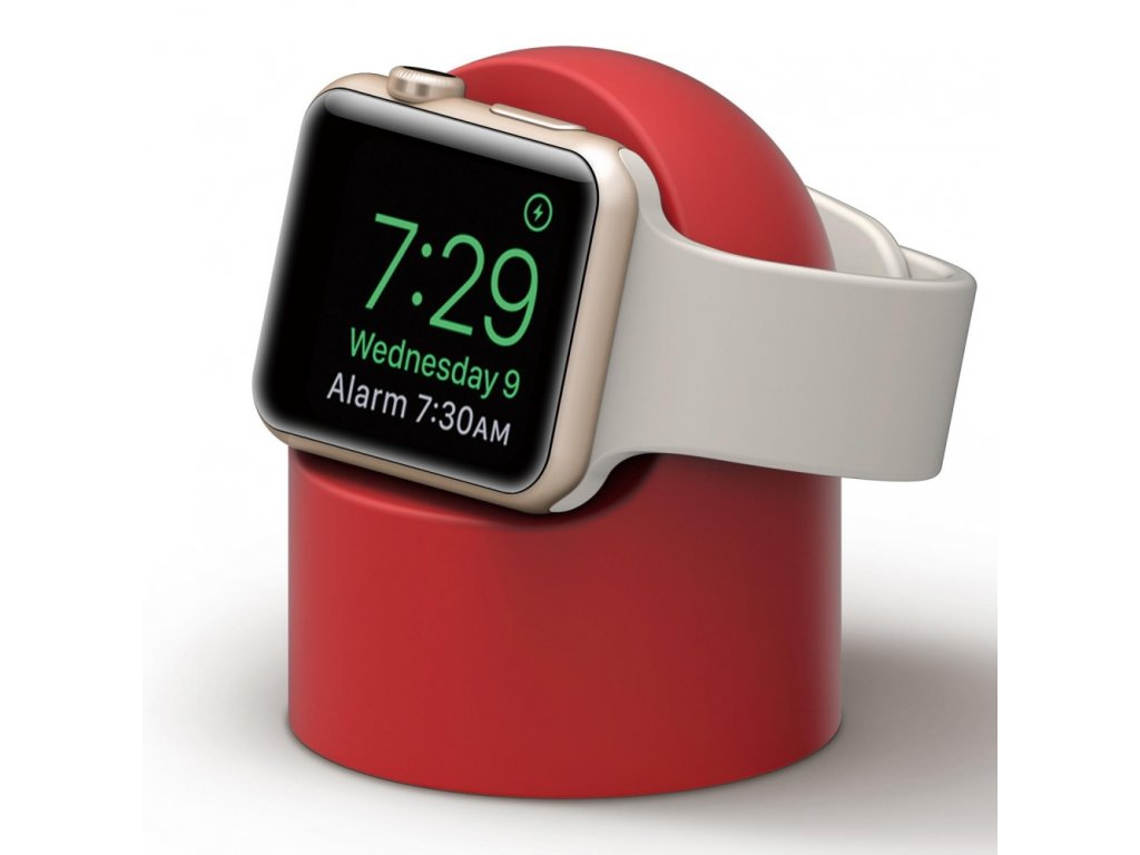 Innocent Night Stand Apple Watch - Red