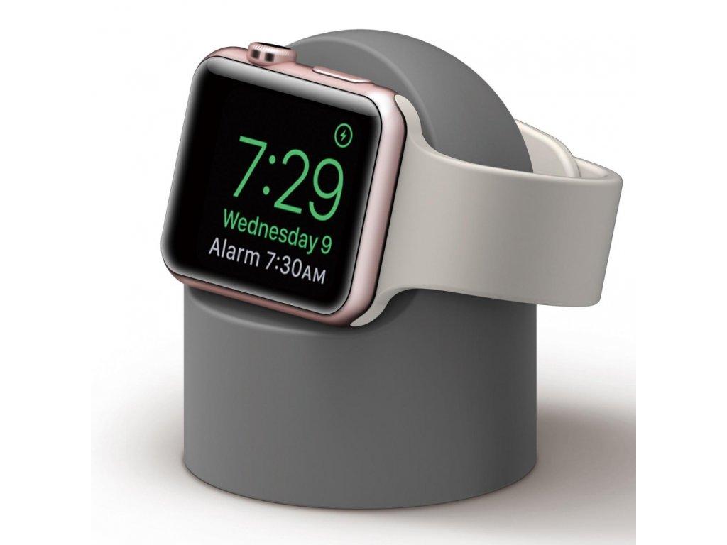Innocent Night Stand Apple Watch - Grey