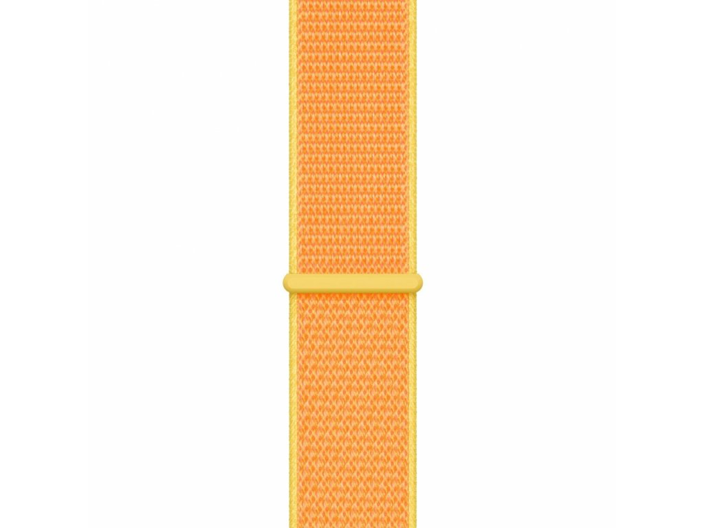 Innocent Fabric Loop Apple Watch Band 42/44mm - Canary