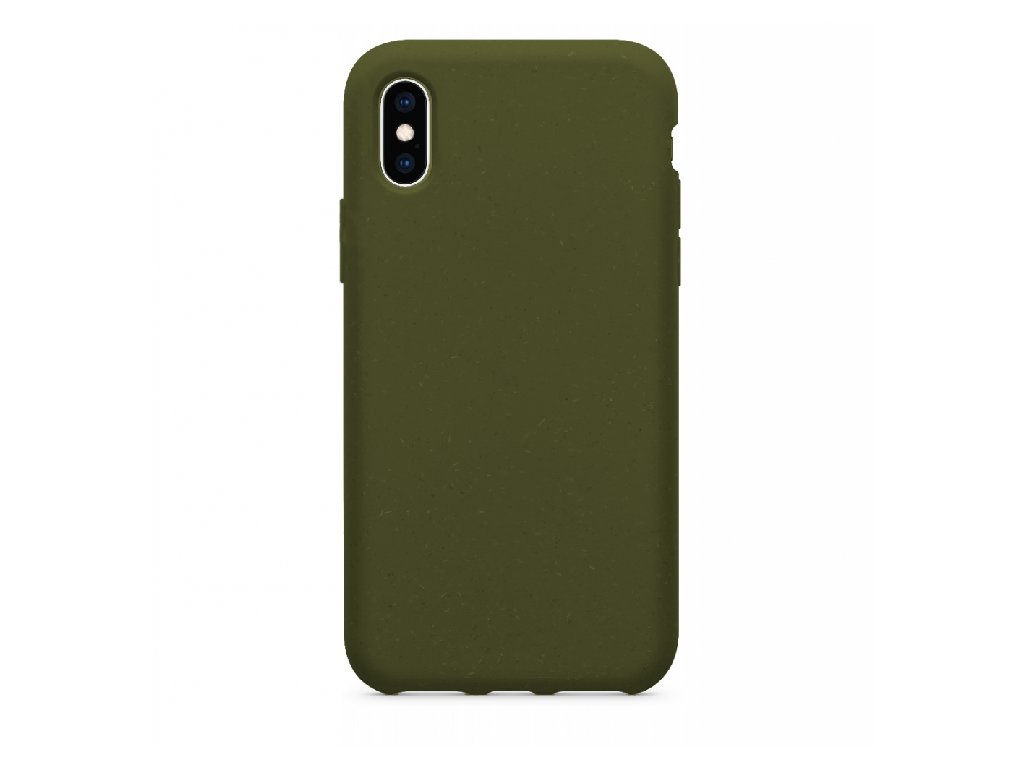 Innocent Eco Planet Case iPhone XS Max - Green
