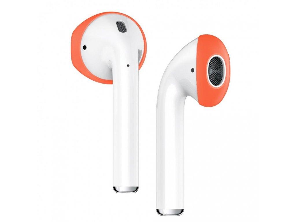 Innocent AirPods Half Ear Hook 2-pack - Orange