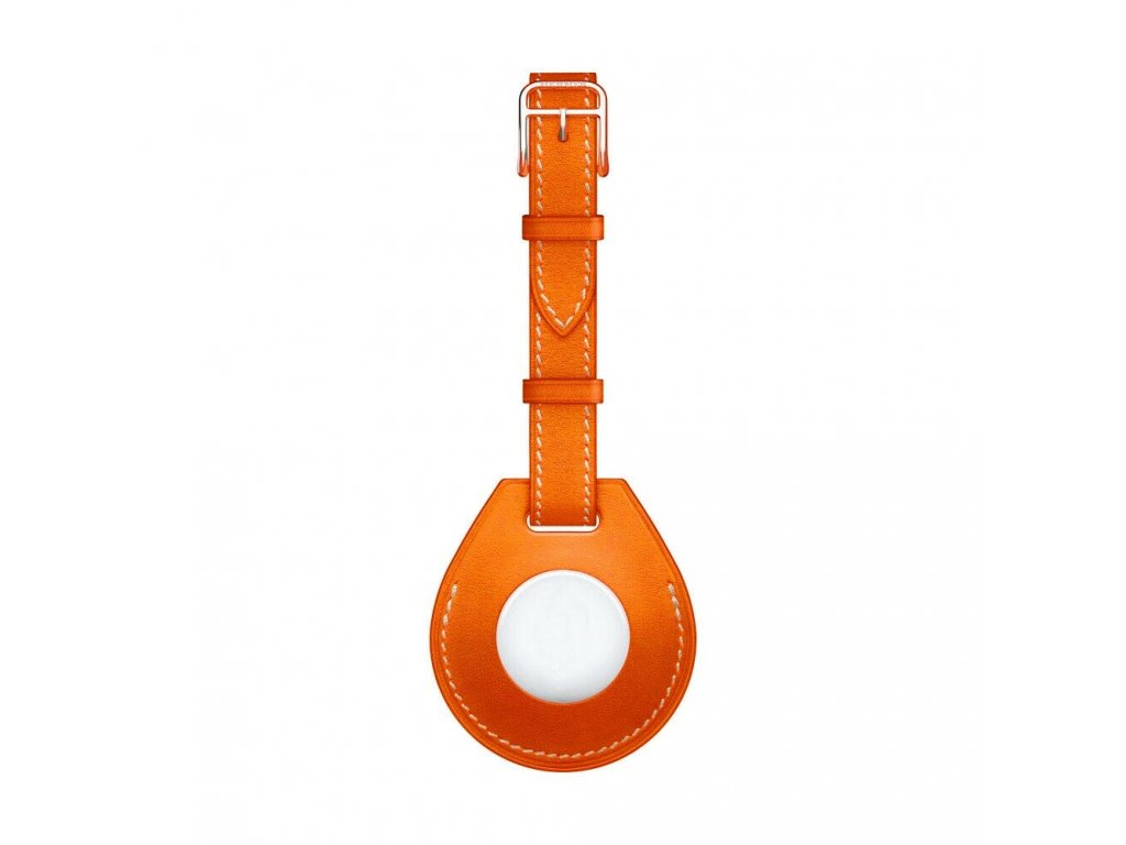 Innocent Luxury Luggage Case for AirTag - Orange