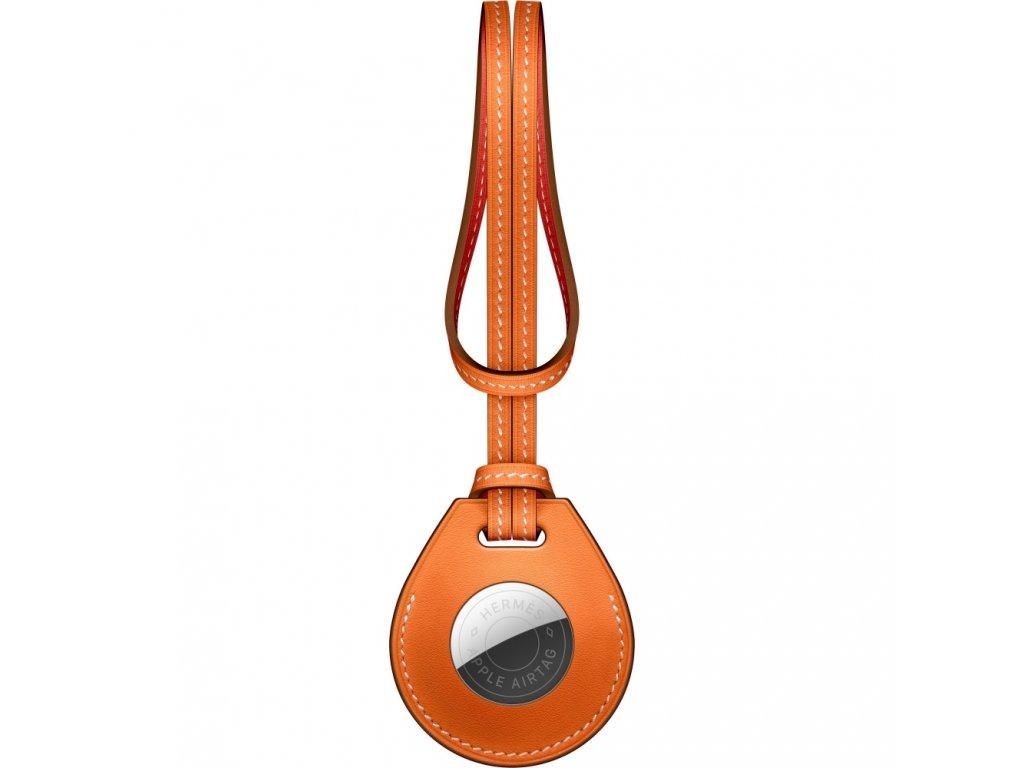 Innocent Luxury Loop Case for AirTag - Orange